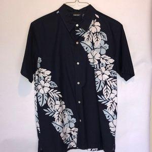 Boys Cherokee Hawaiian shirt